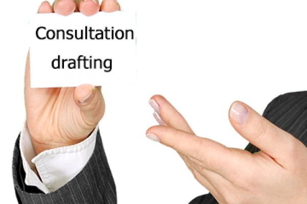 ให้คำปรึกษา และตรวจร่างสัญญาหรือเอกสารทางกฎหมาย