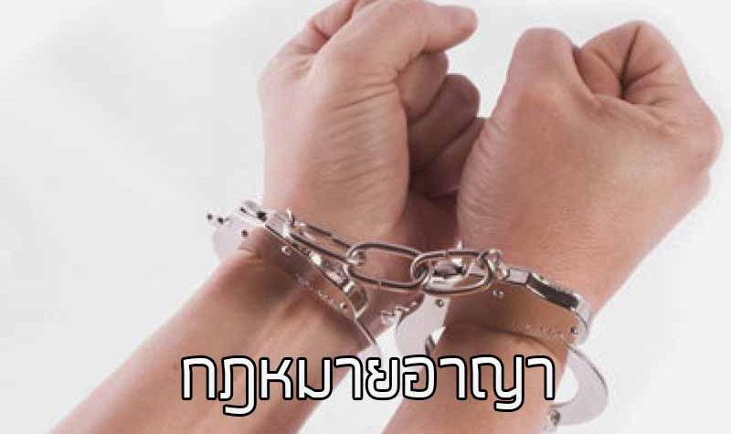ทำความเข้าใจกฎหมายอาญาในปะเทศไทย